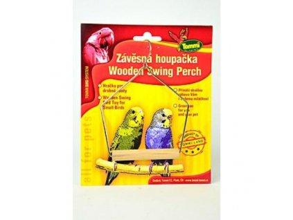 18020 tommi houpacka mala pro ptaky drevo kov