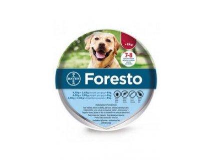 Foresto antiparazitní obojek pes nad 8 kg 70 cm