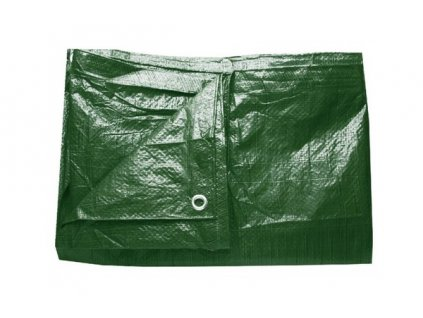 496 toptrade plachta s ocky polyetylenova prof 2 x 3 m 140 g zelena