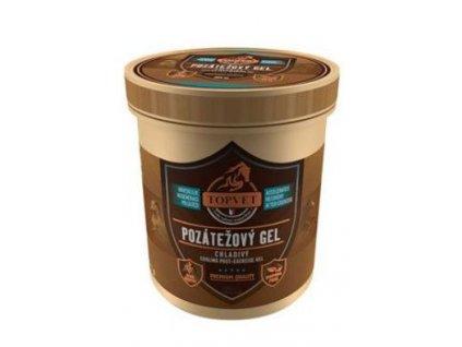 Pozátěžový gel chladivý pro koně 500ml