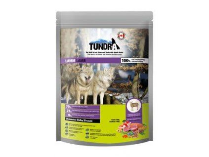 Tundra Dog Lamb Clearwater Valle Formula 750g