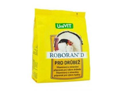 Roboran D pro drůbež 1kg