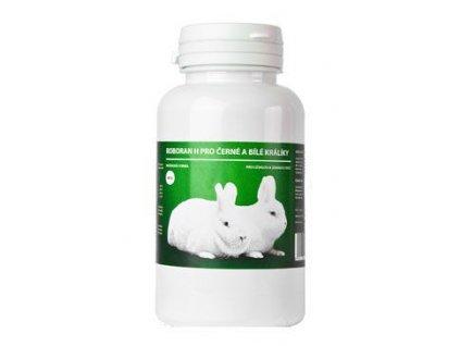 Roboran H pro králíky Černé a Bílé 60g