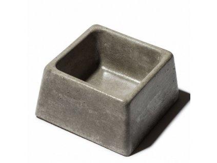 697 bemi miska be mi betonova ctvercova seda c 84 155x155x75 0 6 l