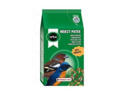 17231 versele laga orlux insect patee pro ptaky 800 g