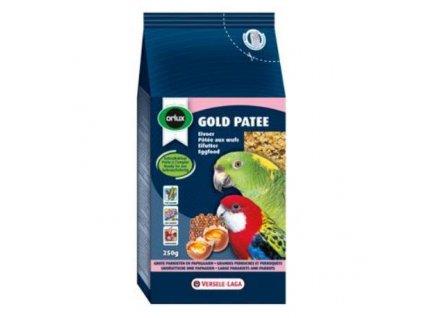 17228 versele laga vl orlux gold patee vlhcene pro velke papousky 250 g