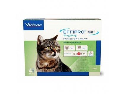 21206 virbac effipro duo cat 1 6kg 50 60 mg 4x0 5ml
