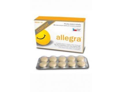 Allegra COMFORT CZ 30tbl