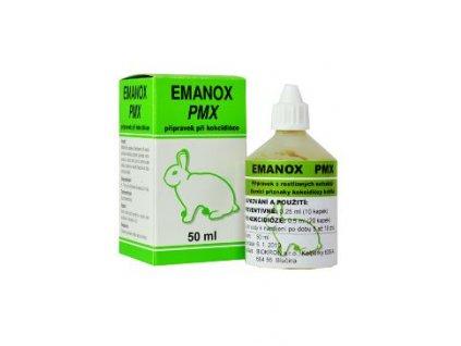 Emanox PMX přírodní 50ml