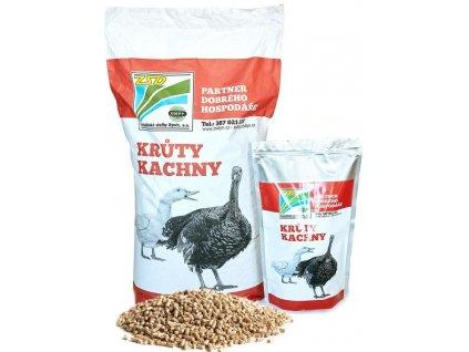 KR2 DN krmná směs granule pro krůťata 25 kg