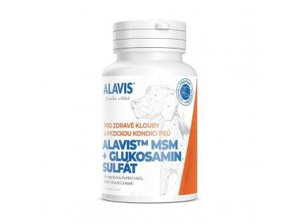 ALAVIS MSM Glukosamin sulfat 60tbl 2402202115525687710 (1)