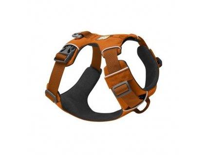 Postroj pro psy Ruffwear Front Range-campfire-orange-M