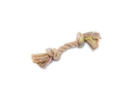 Hracky pro psy Beco Hemp Rope Double Knot M 0707202102301551792