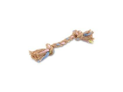 Hracky pro psy Beco Hemp Rope Double Knot L 2007202102301217076