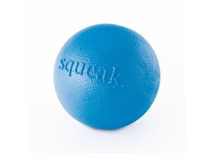 Hračky pre psov, PLANET DOG - Orbee-Tuff Squeak Ball-blue