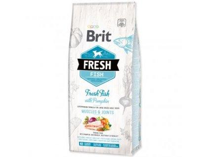 15500 1 brit fresh fish with pumpkin adult large 2 x 12 kg