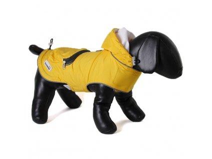Doodlebone pláštěnka, Mac-in-a-pack, žlutá, velikost L
