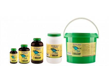 NEKTON Tonic F - krmivo s vitamíny pro plodožravé ptáky 1000g
