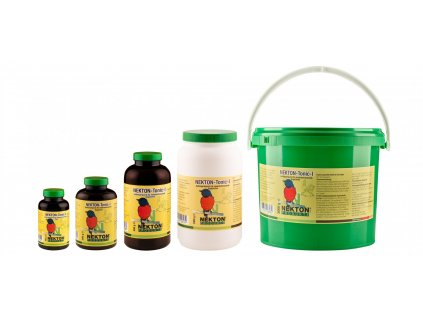 NEKTON Tonic I - krmivo s vitamíny pro hmyzožravé ptáky 1000g