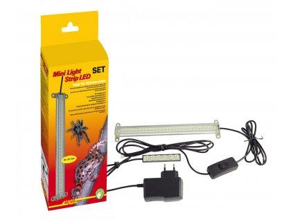 Lucky Reptile Mini Light Strip LED Set - trafo+LED dioda 22.5 cm