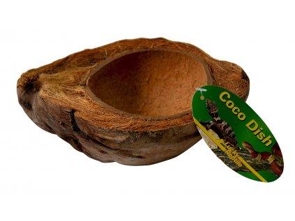 Lucky Reptile Coco Dish cca 22,2x15x6 cm