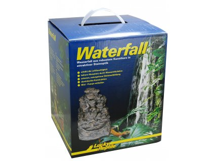 Lucky Reptile Waterfall Malý, cca 18x18x22 cm