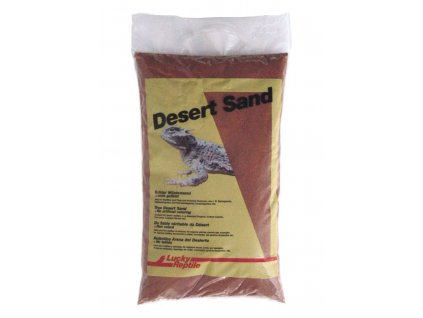 Lucky Reptile Desert Sand Bílý 25 kg