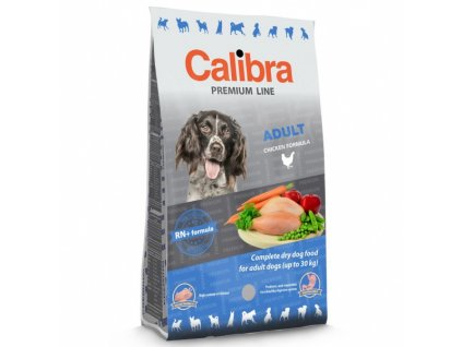 14537 calibra dog premium adult 12 kg