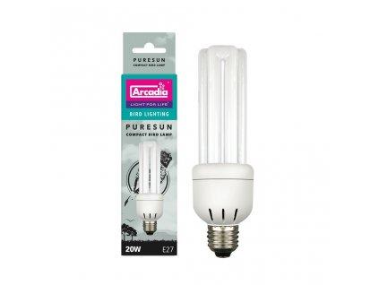 Arcadia Bird Lamp Compact 20W 20W/15 cm