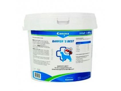 20459 canina barfer s best 2000g