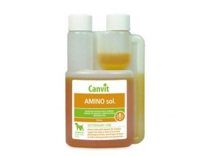 14741 canvit amino pro psy a kocky sol 125 ml new