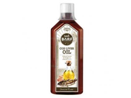 14165 canvit barf cod liver oil 0 5 l