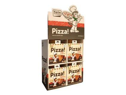 Pochoutka PIZZA display 4x9ks
