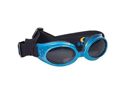Karlie Sluneční brýle pro psy Surfdog modré