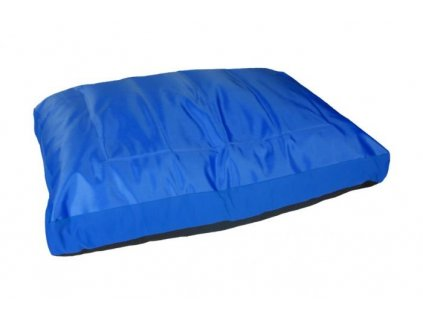 Karlie chladící pelíšek, modrý, 90x60x20cm