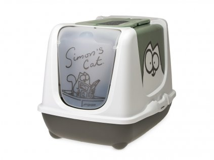Karlie Simon's Cat Toaleta 50X37X39 CM