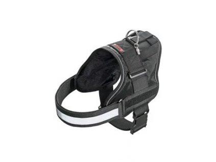 Postroj teflon XTREME  černý reflex M 65-77/38 KAR
