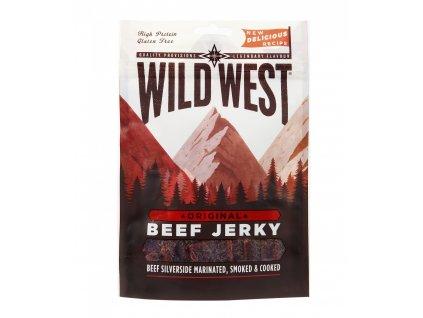 Wild West Beef Jerky Original 25g