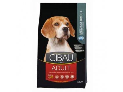 26567 cibau cibau dog adult medium 2 5 kg