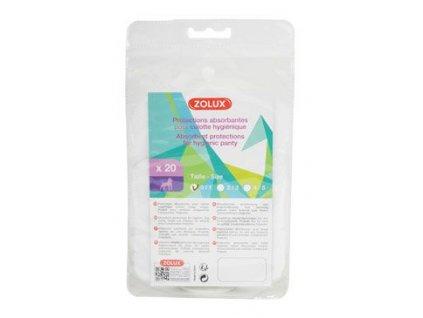 Vložka do háracích kalhotek T2-T3 20ks Zolux