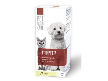 FYTO pipeta pro psy a kočky 1x15ml PHC