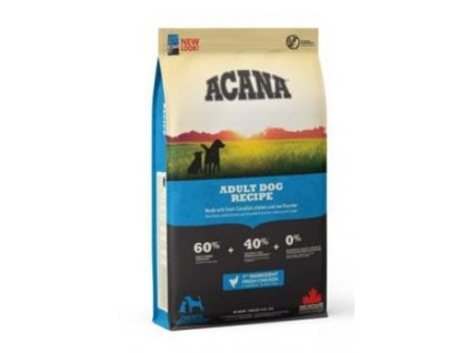Acana Dog Adult Heritage 11,4kg