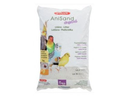 AniSand Crystal 5kg
