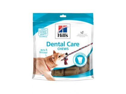 Hill's Canine poch. Dental Care Chews 170g