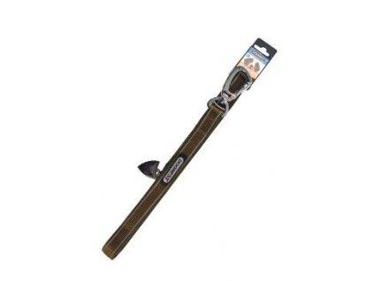 Vodítko IMAC pes 150/1,3cm hnědé