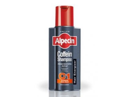ALPECIN Energizer Coffein šampon C1 250ML