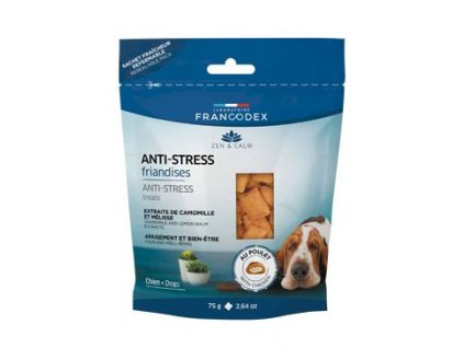 Francodex Pochoutka Anti-stress pes 75g