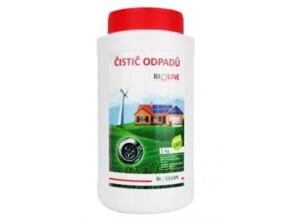 Bioline - čistič odpadu 1kg