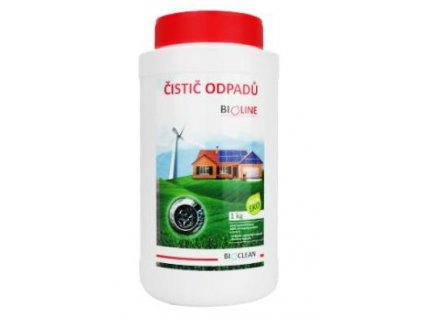 Bioline - čistič odpadu 15kg