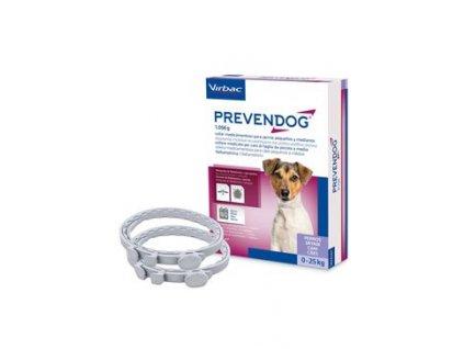 Prevendog obojek pro malé a střední psy 2x60cm